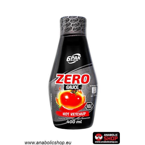 Zero Hot Ketchup