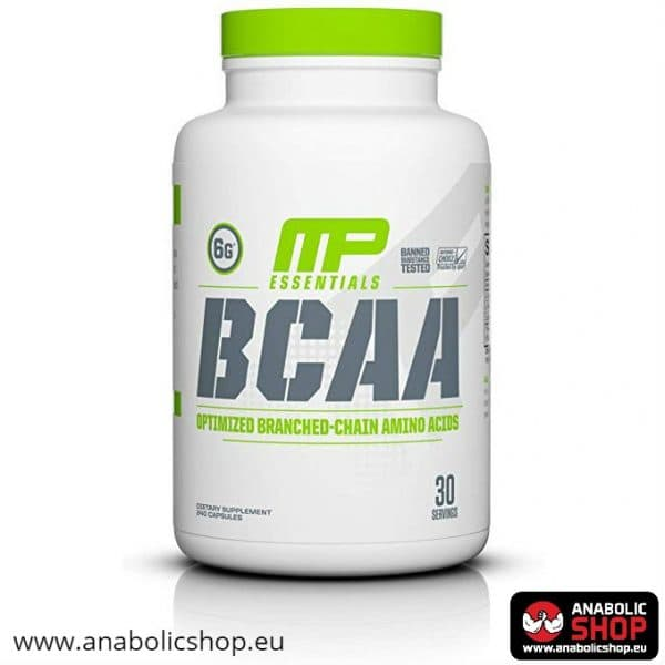 Musclepharm BCAA 312