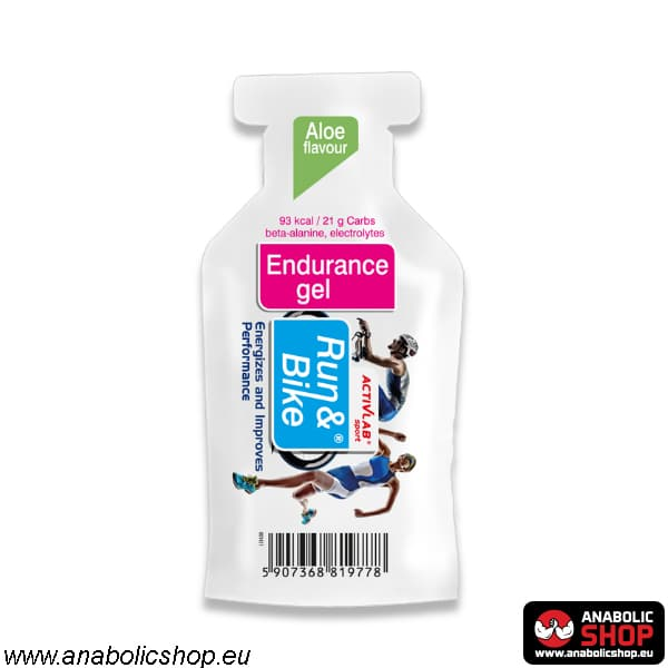Run&Bike Endurance Gel