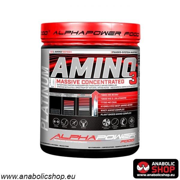 Amino Massive Concentrated Aminoskābe