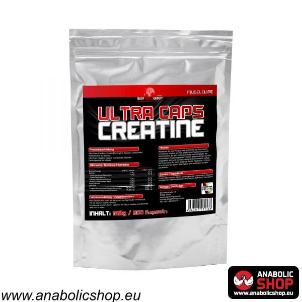 Ultra Creatine Caps