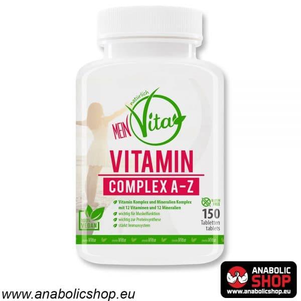 Mein Vita Vitamin Complex A - Z