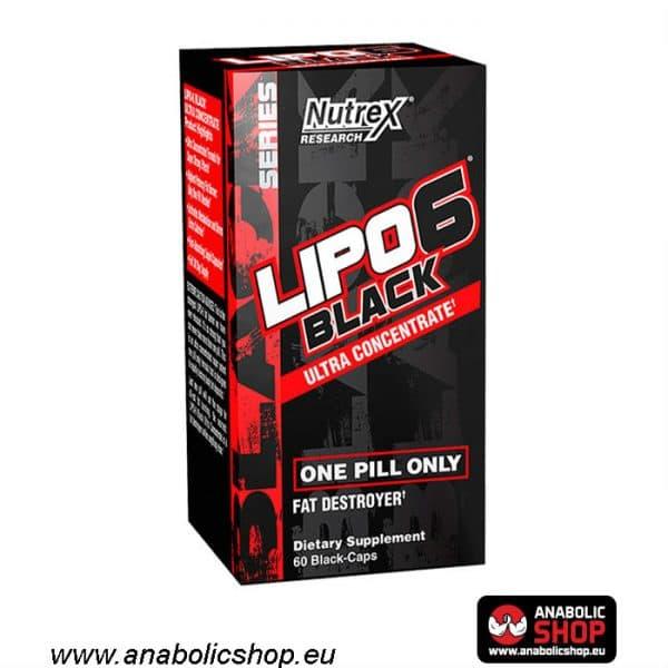 Lipo-6 Black Ultra Koncentrāts