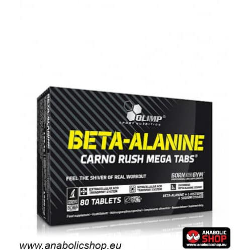 Olimp Beta-Alanine Carno Rush MT 80cap