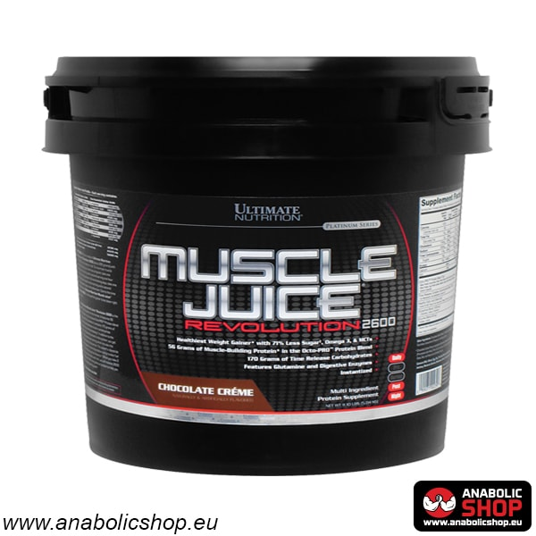 Ultimate-Nutrition-Muscle Juise Revolution 5035g
