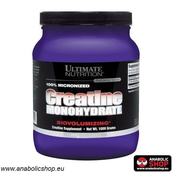 Ultimate Nutrition Kreatīna Monohidrāts 1000g