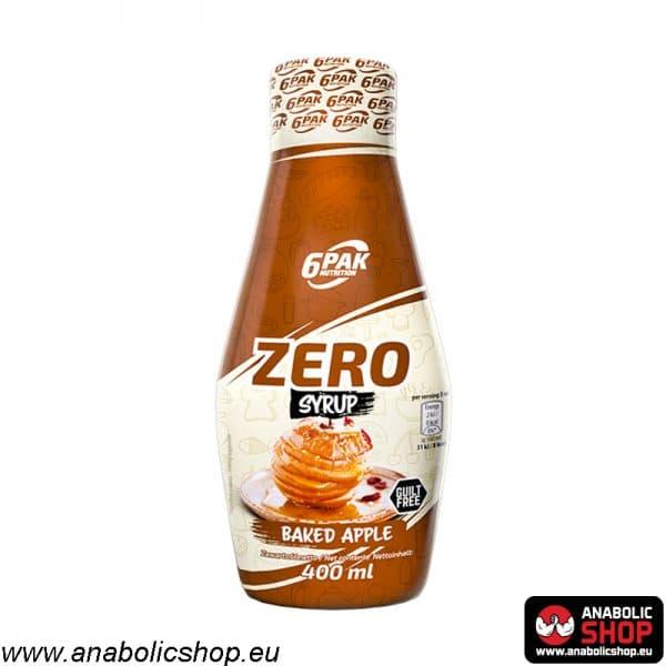 Syrup Zero, Baked Apple