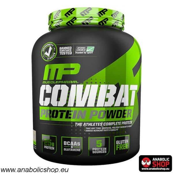 Musclepharm Combat Sport