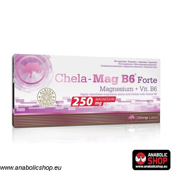 Chela - Mag B6 Forte
