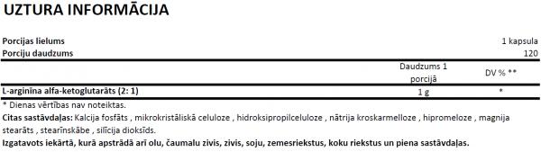 SAN AAKG uztura informācija