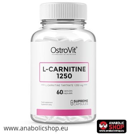 OstroVit Supreme Capsules L-Carnitine 1250