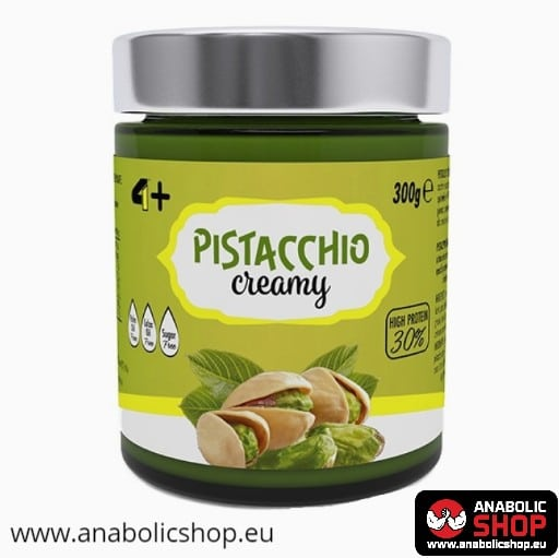 4+ Protein Pistacchio Creamy