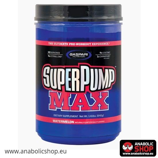 SuperPump Max