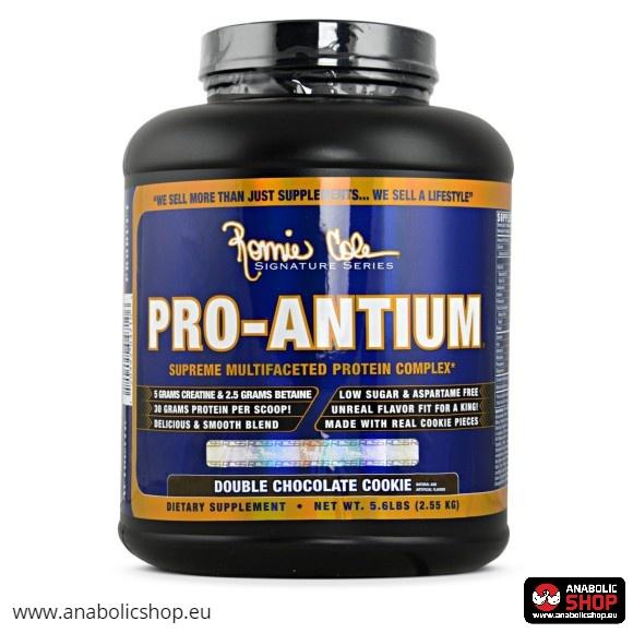 Ronnie Coleman Pro Antium