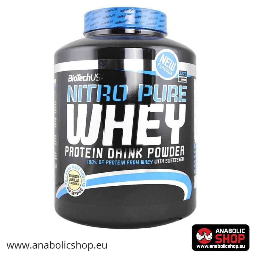 Biotech USA Nitro Pure Whey