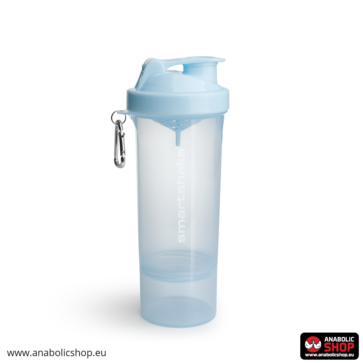Smartshake Slim Ice Blue / Light Blue 500ml