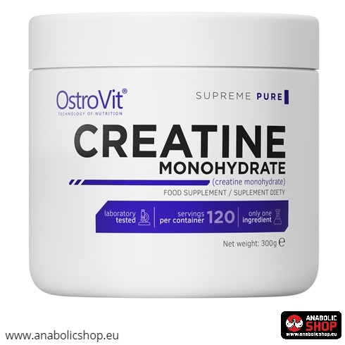 OstroVit 100% Creatine Monohydrate