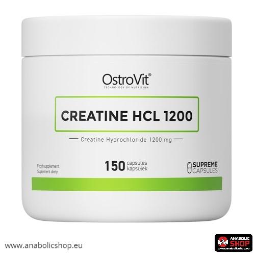 OstroVit Supreme Capsules Creatine HCL 1200