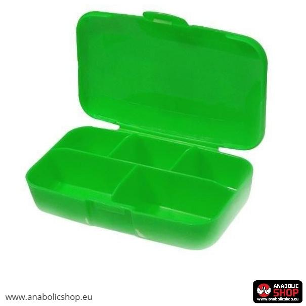 Buchsteiner Pill Box tablešu kastīte
