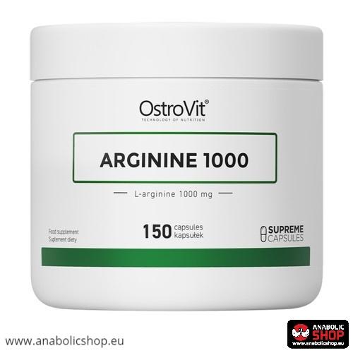 OstroVit Supreme Capsules Arginine 1000