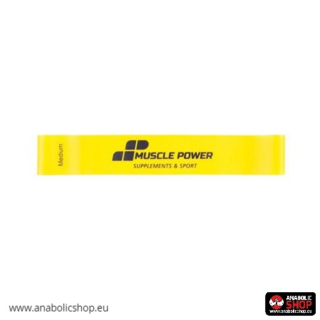 Muscle Power Mini Loop Band Medium