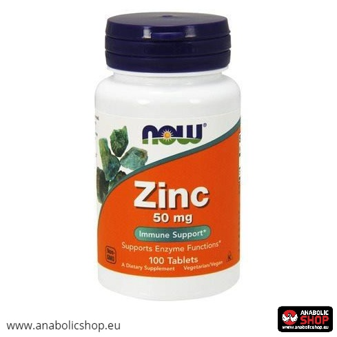 Now Foods Zinc Gluconate