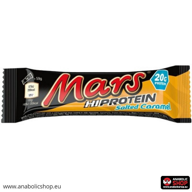 Mars Salted Caramel Protein Bar
