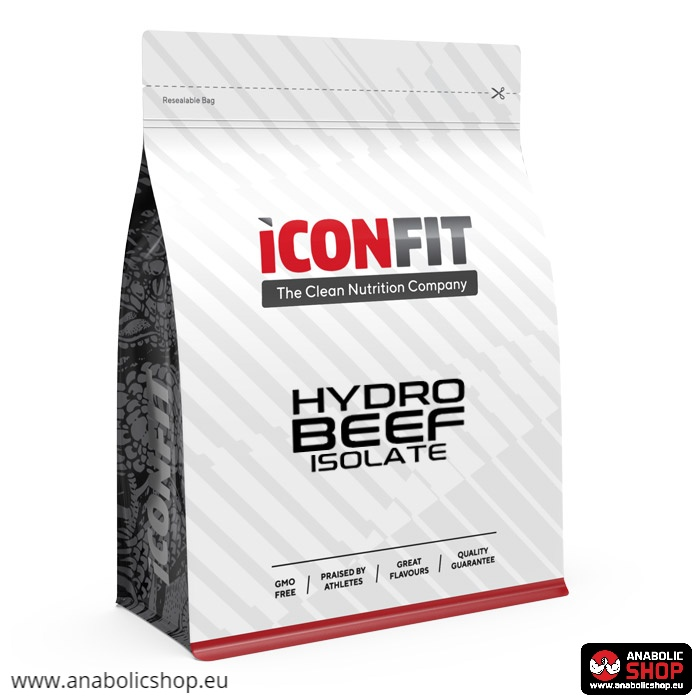 Iconfit HydroBEEF Isolate