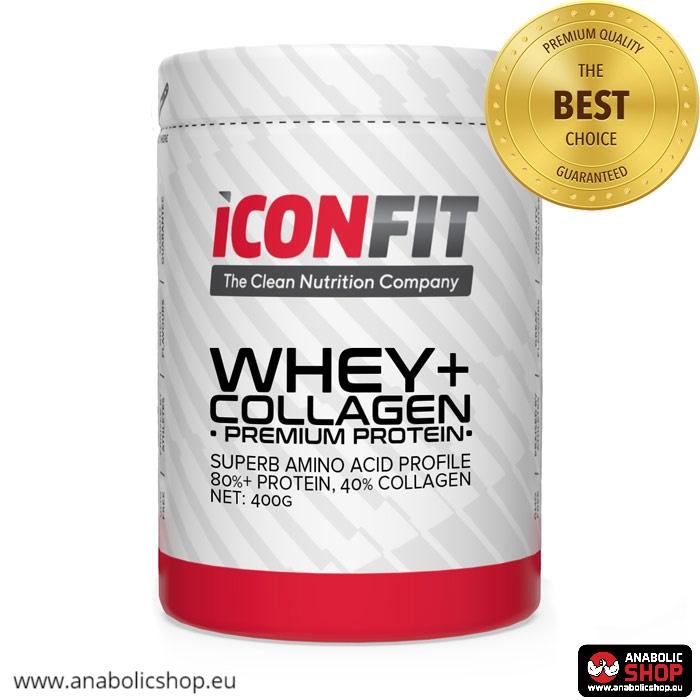 Iconfit WHEY+ Collagen