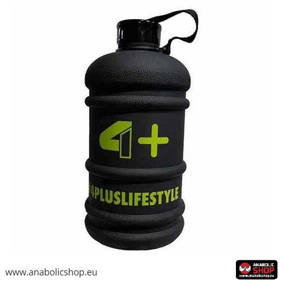4+ Water Jug 2.2l Black