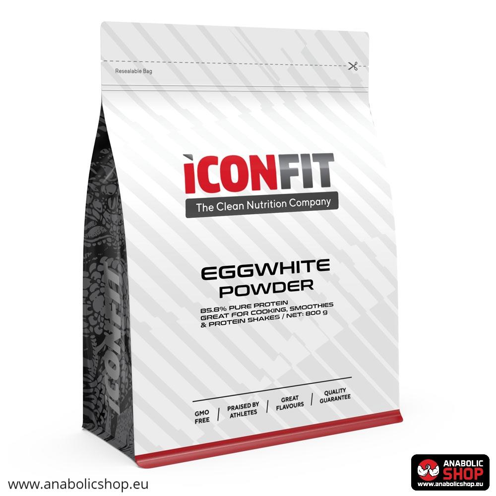 Iconfit Eggwhite Powder