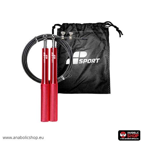 MP Generation Jump Rope 3m Aluminium Handle Red/Black