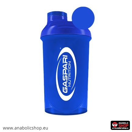 Gaspari Shaker 500 ml Blue šeikeris
