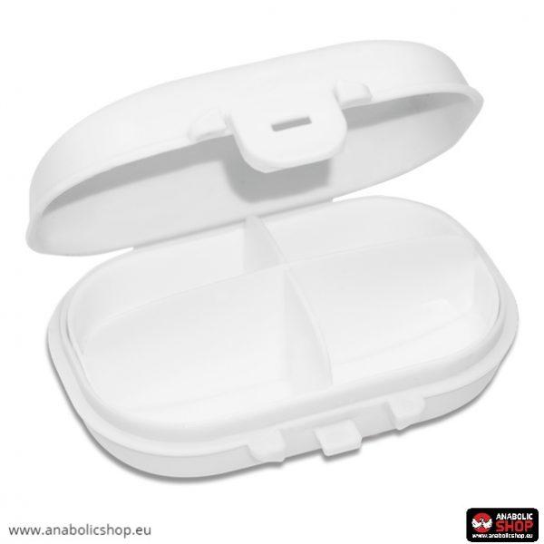 OstroVit Pharma Pill Box White Tablešu kārba