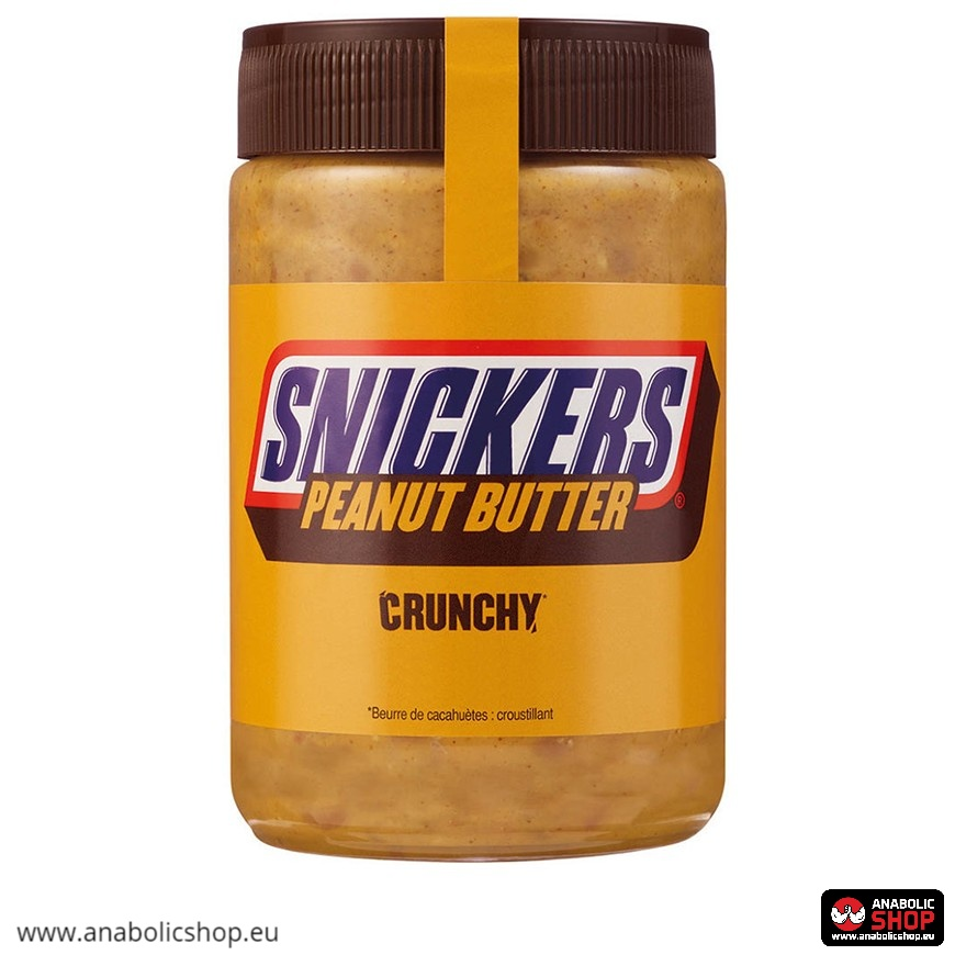 Snickers Peanut Butter 320 grami Crunchy