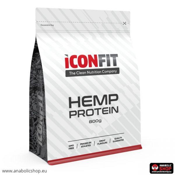 Iconfit Hemp Protein Kaņepju proteīns