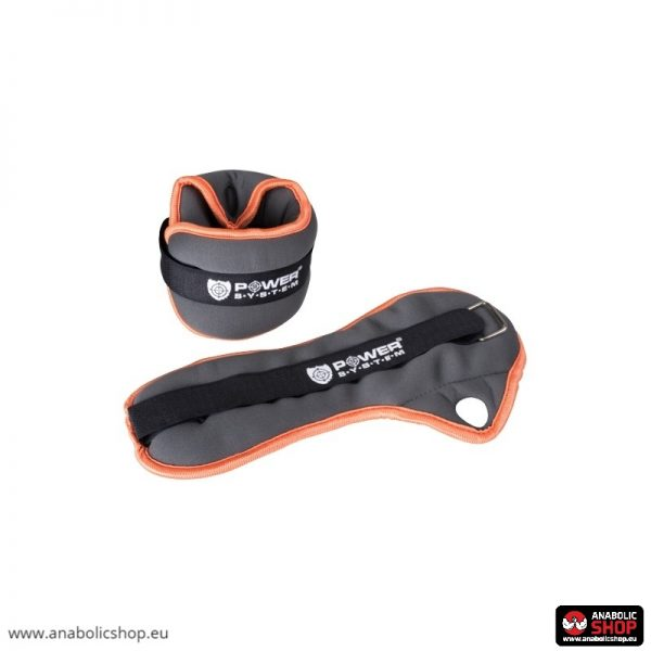 Power System Wrist Weights Atsvari 2 x 0.5 kg