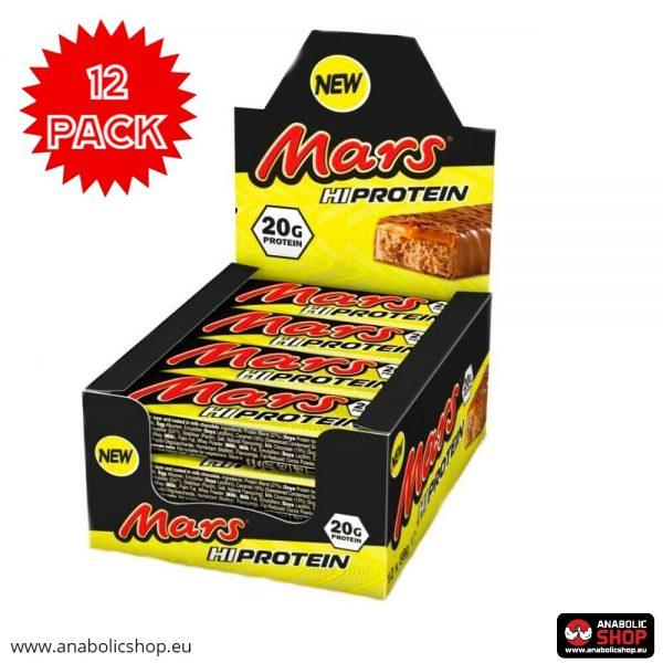 Mars High Protein Bar 59 grami x 12 Box