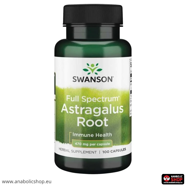 Swanson Astragalus Root 470mg