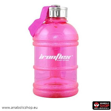 Iron Flex Water Jug 1000 ml Pink