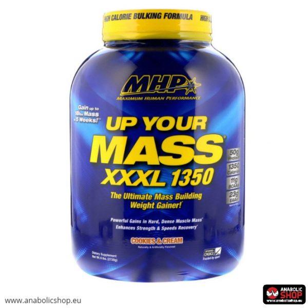 MHP Up Your Mass XXXL 2.72 kg