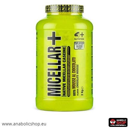 4+ Sport Nutrition Micellar+