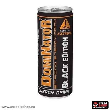 Olimp Dominator Black Edition 250ml