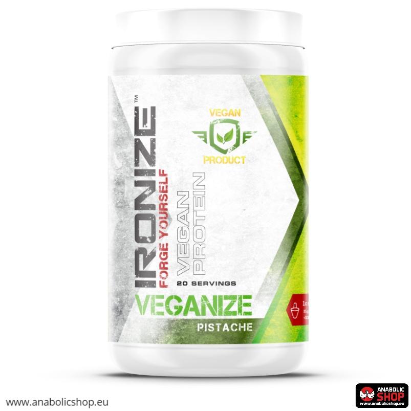 Ironize Veganize 20 porcijas